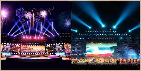 桂林舞美灯光印象演出服务 米廷会展