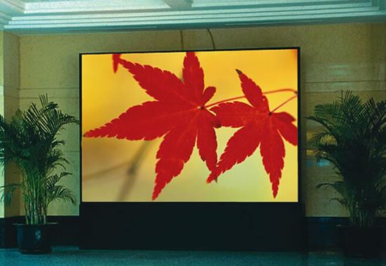 led显示屏显示画面色彩鲜艳,立体感强,静如油画,动如电影,广泛应用于